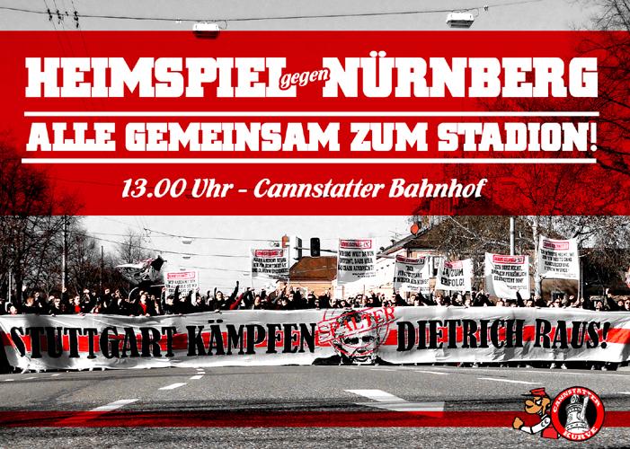 brand new 1ab72 7b7db Commando Cannstatt 1997 – Ultras Stuttgart » Heimspiel gegen ...