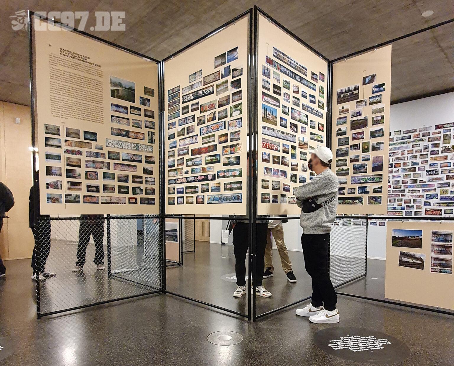 Graffiti Ausstellung München 2021